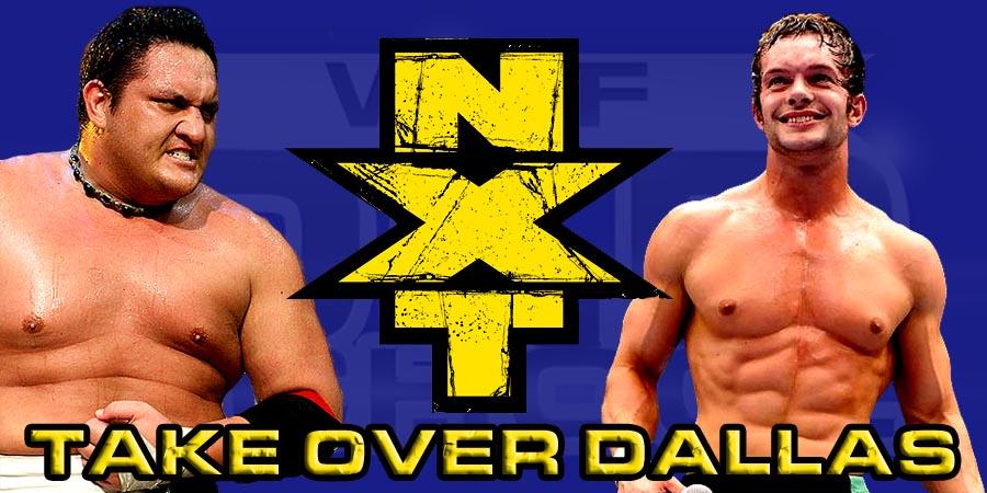 NXT Takeover Dallas