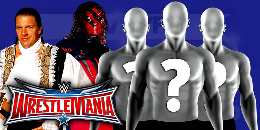 Old School Wrestlers Involved In WrestleMania 32