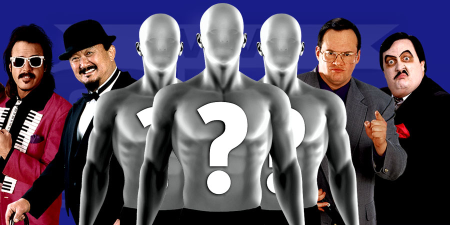 The 25 Greatest Managers In Professional Wrestling