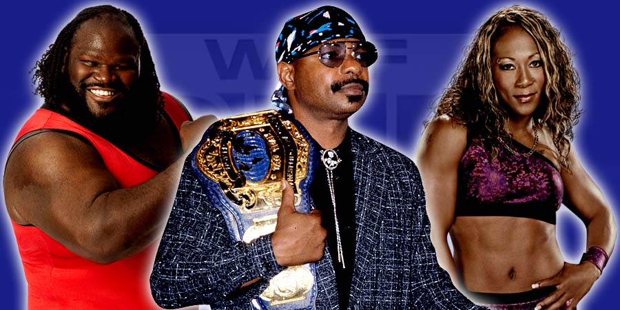 The Best Wrestlers Managed By Teddy Long