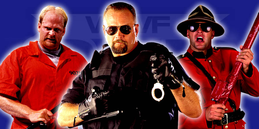 The Big Boss Man's Most Memorable Opponents