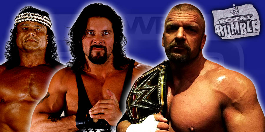 The Greatest Royal Rumble Surprise Entrants of All Time