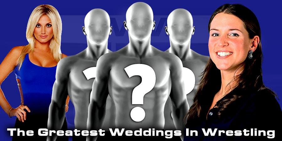 The Greatest Weddings In Wrestling