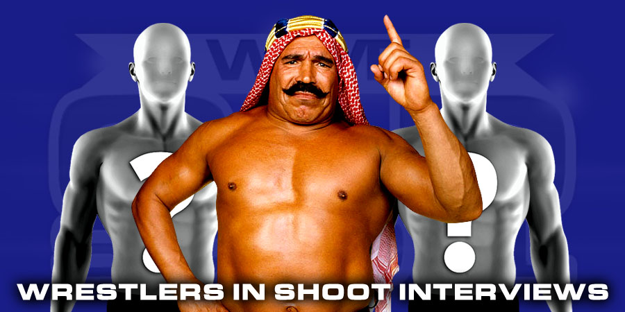 Top 5 Wrestlers In Shoot Interviews