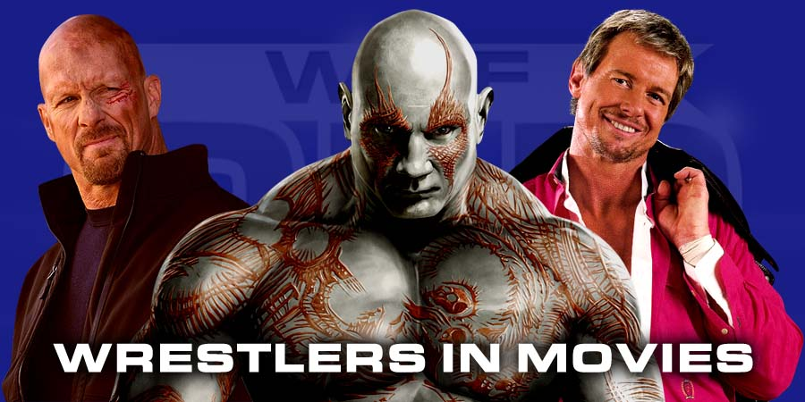 Top 5 Wrestlers in Movies