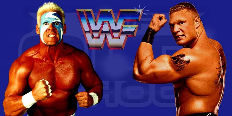 Brock Lesnar vs. Sting