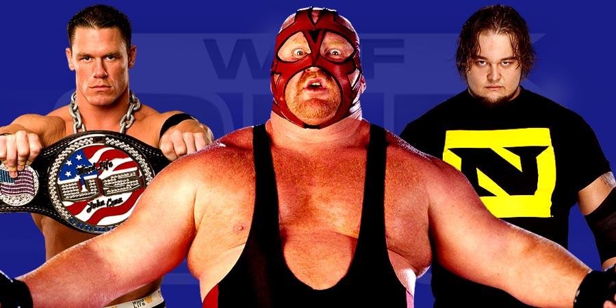 John Cena, Vader Shoots on Indy Wrestling, Bray Wyatt in Nexus