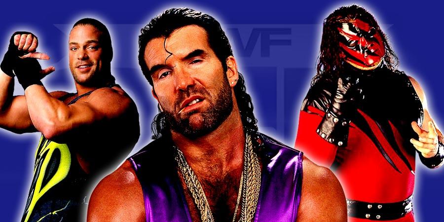 Kane Possibly Retiring From WWE, Rob Van Dam, Razor Ramon Scott Hall
