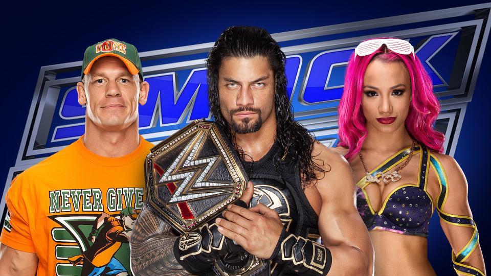 WWE Confirms Brand Split - July 2016