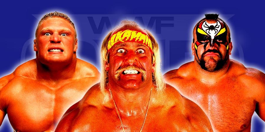 Brock Lesnar, Hulk Hogan Returning To WWE (2016), Road Warrior Animal