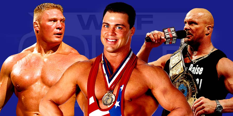 Brock Lesnar, Kurt Angle Returning To WWE 2016, Stone Cold