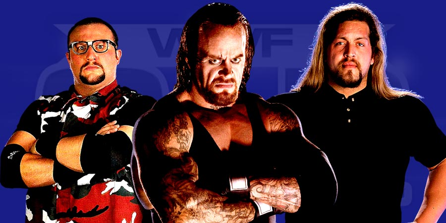 Bubba Ray Dudley, The Undertaker, The Big Show
