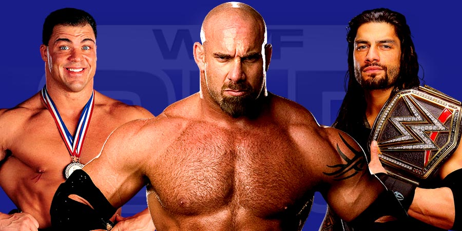 wwe news former wcw world champion goldberg to sign with wwe