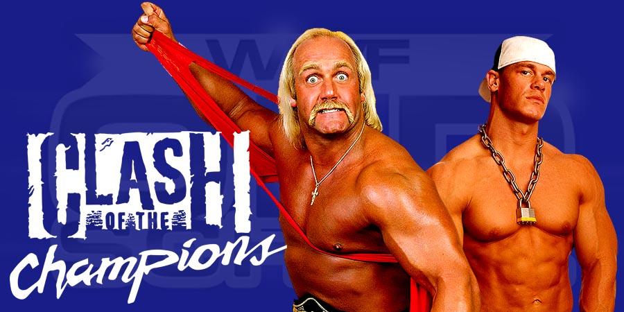 Hulk Hogan & John Cena