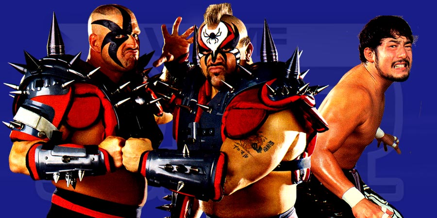 Legion of Doom Name Returning To WWE 2016, Tajiri to be a part of the WWE Cruiserweight Classic