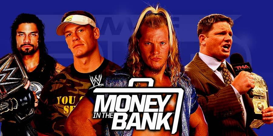 WWE Money In The Bank 2016 Results - Roman Reigns vs. Seth Rollins, John Cena vs. AJ Styles (Dream Match)