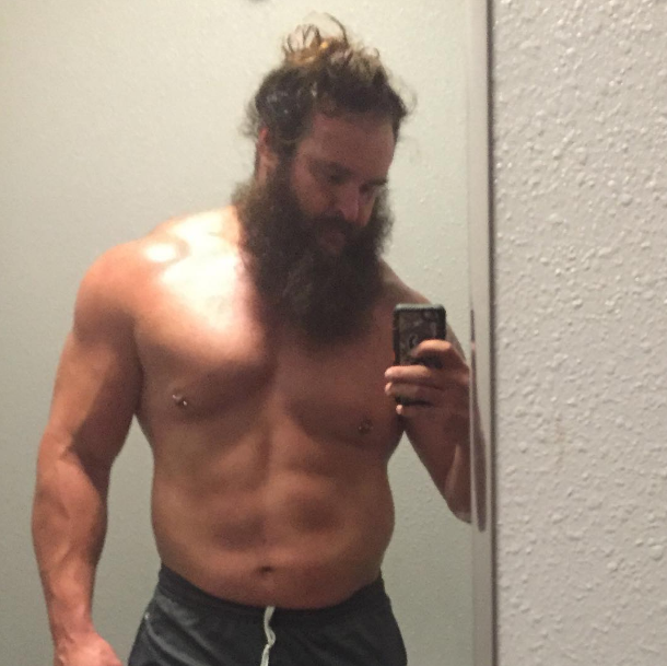 Braun Strowman Jacked - Takes a shot at Internet Nerds