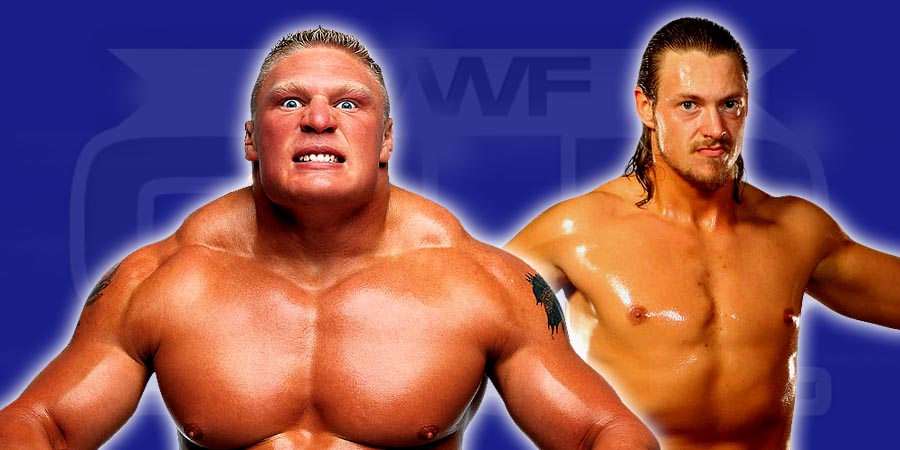 Brock Lesnar vs. Big Cass (Big Cass to be the one to defeat Brock Lesnar)