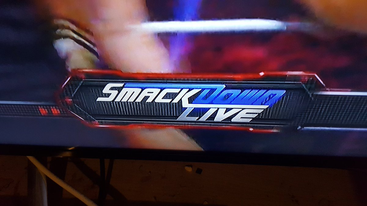 SmackDown Live New Logo 2016