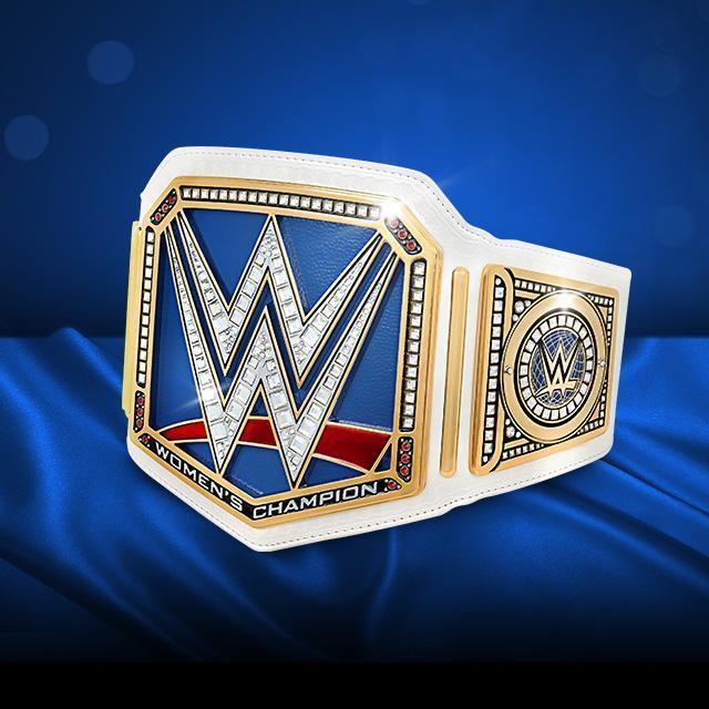 SmackDown's Women's Championship Belt