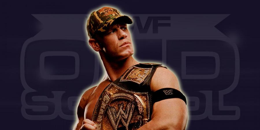 John Cena - WWE Champion in 2005