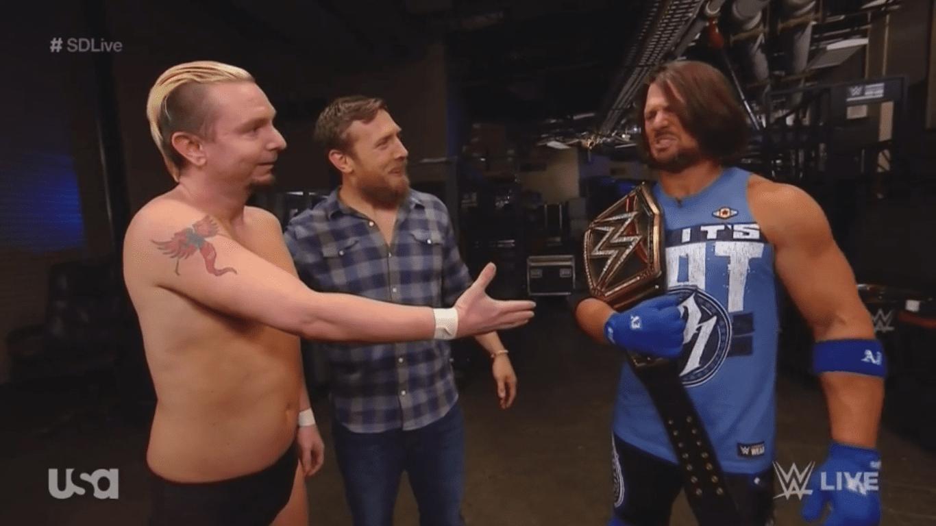 Royal Rumble 2017 James Ellsworth Planned As A Surprise Entrant