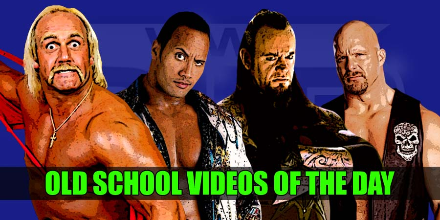 Old School Wrestling Videos - WWF, WCW, ECW & More