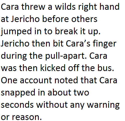 Reason behind Chris Jericho & Sin Cara's real life fight - 3