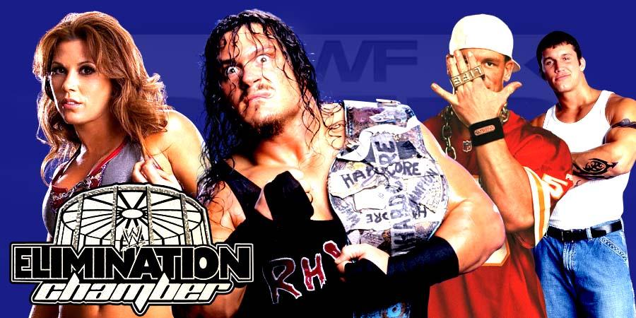 Elimination Chamber 2017 Results - John Cena vs. AJ Styles vs. Baron Corbin vs. Bray Wyatt vs. Dean Ambrose vs. The Miz