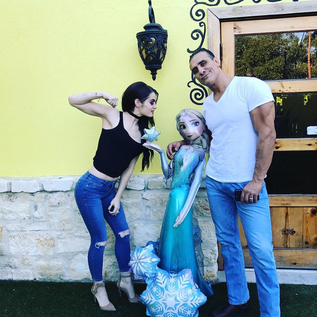 Alberto Del Rio & Paige Are Getting Married This Wednesday