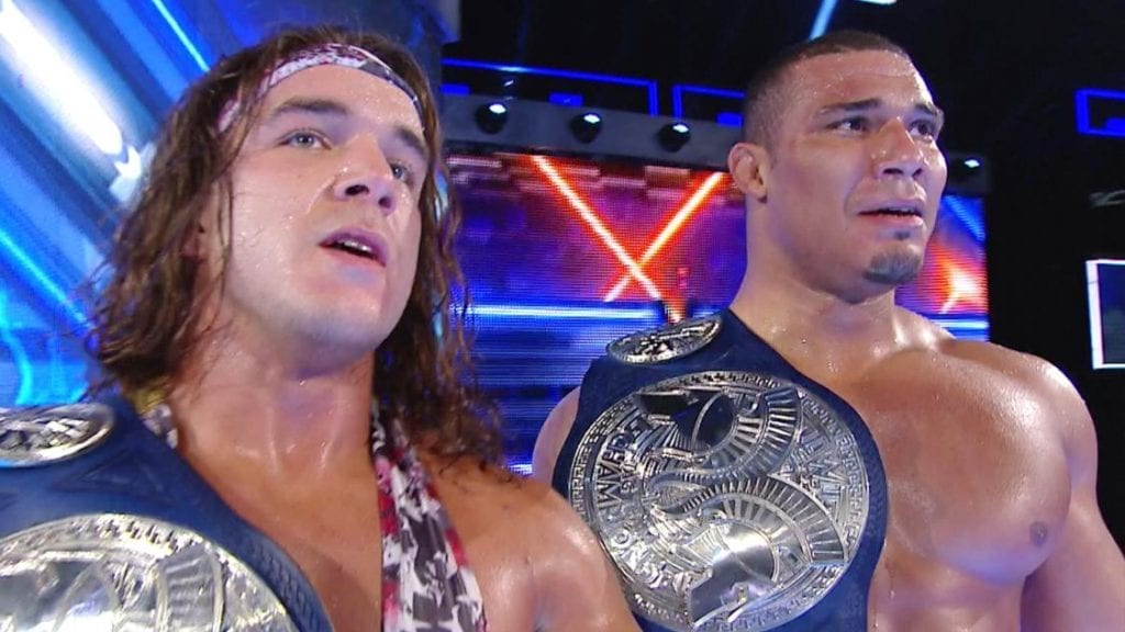 American Alpha - SmackDown Tag Team Champions