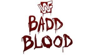 Bad Blood PPV IYH WWE