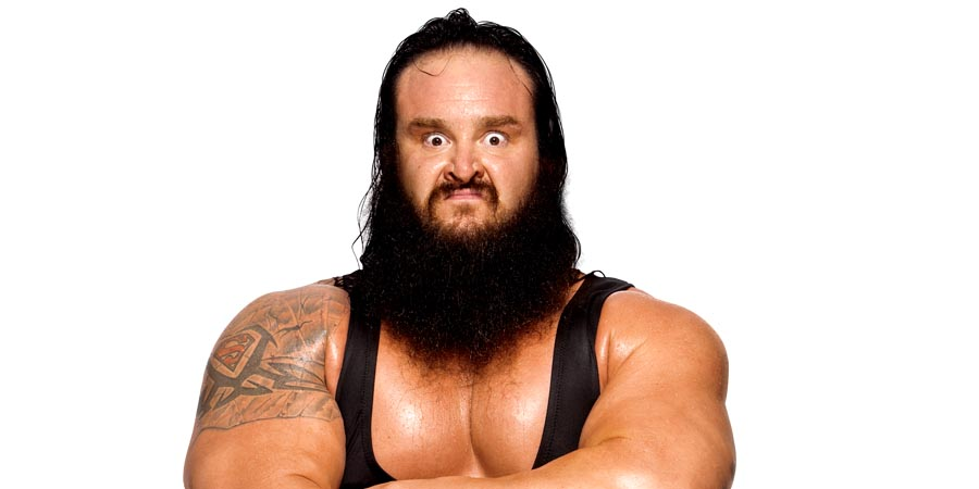 """The Monster Among Men"" Braun Strowman"