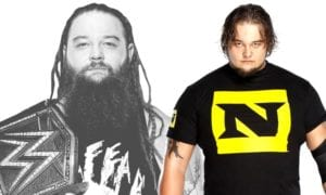 Bray Wyatt WWE Champion & Husky Harris