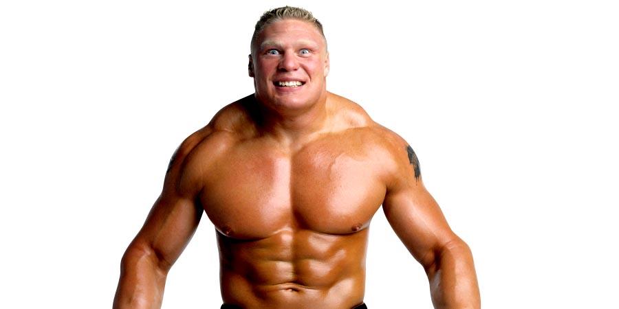 Brock Lesnar WWF 2002