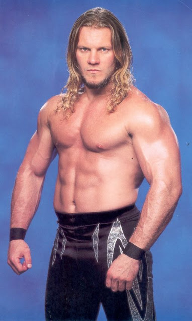 Chris Jericho jacked