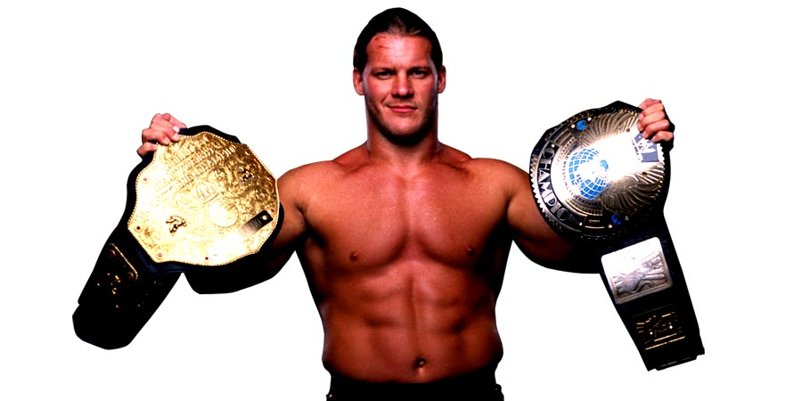 Chris Jericho - Undisputed WWF Champion