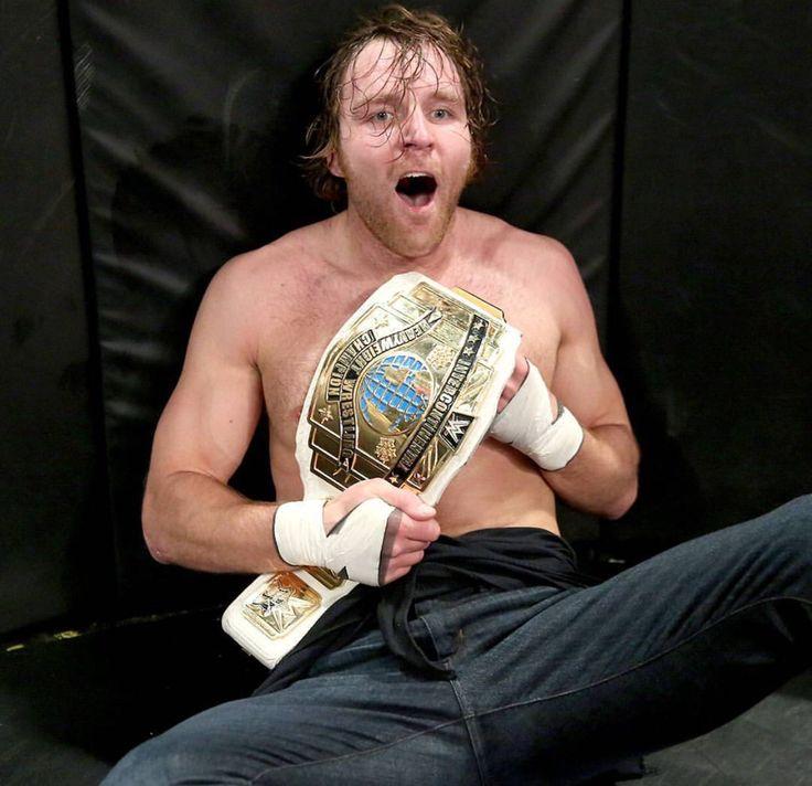 Dean Ambrose Skinny