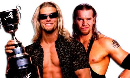 Edge & Christian Rated R Christian Cage Tag Team