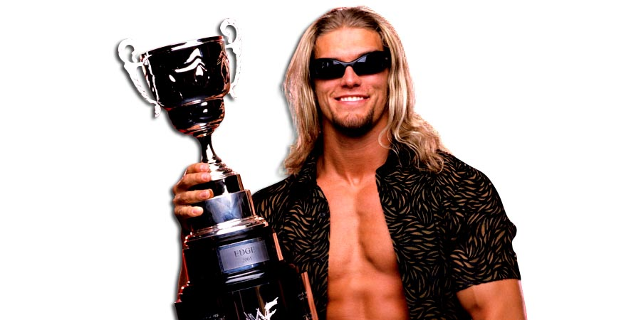 Rated R Superstar Edge WWF