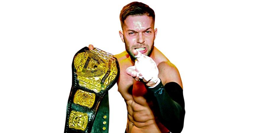 Finn Balor WWE