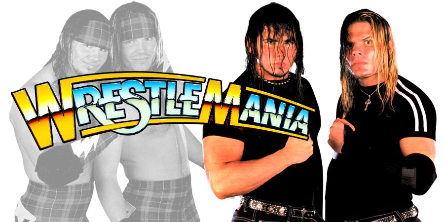 Hardy Boyz' WWE Return Imminent - WrestleMania 33