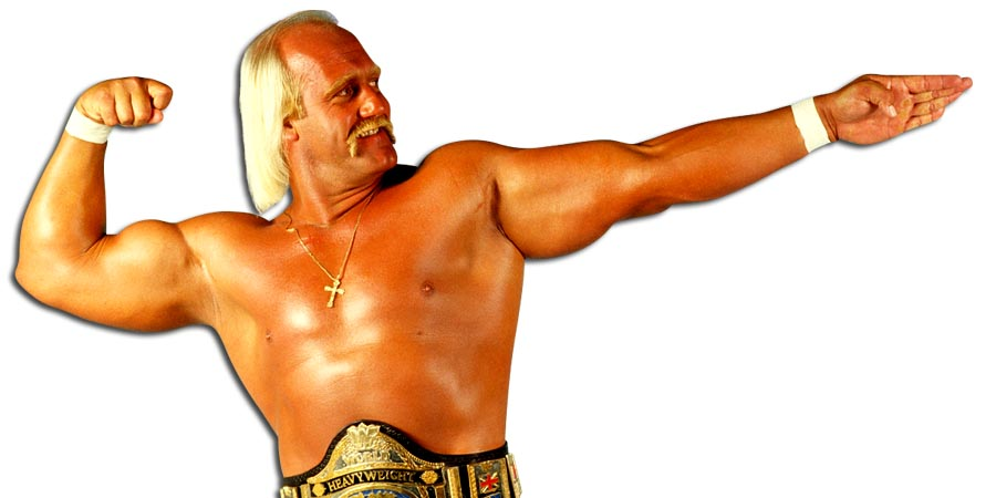 Hulk Hogan WWF Champion