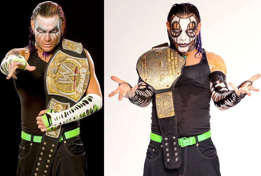 a4e9afa0 Jeff Hardy WWE Champion - Jeff Hardy World Heavyweight Champion