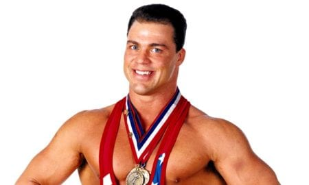 Kurt Angle WWF