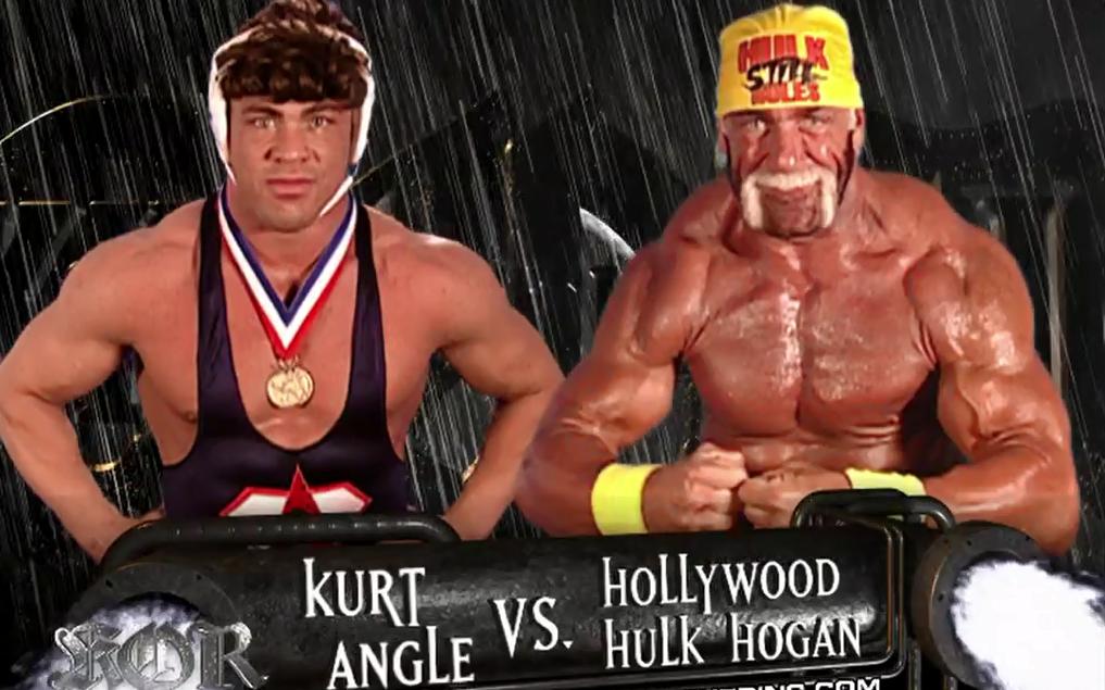 Kurt Angle vs. Hulk Hogan - King of the Ring 2002