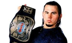 WWF Tag Team Champion Matt Hardy