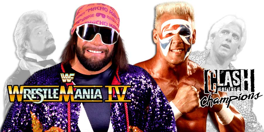 On This Day In Pro Wrestling History (March 27, 1988) - WrestleMania IV Ran Against The First Ever Clash Of The Champions