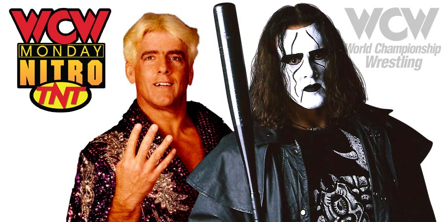 Ric Flair vs. Sting - Final WCW Monday Nitro - On This Day In Pro Wrestling History (March 26, 2001) - The End of WCW