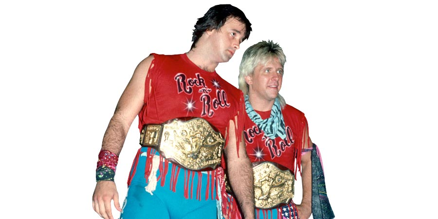 Rock N Roll Express